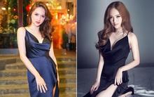 """Khi 2 vẻ đẹp """"dao kéo"""" đụng hàng: Hương Giang Idol & Thúy Vi, ai gợi cảm  hơn?"""