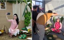 Chán chen chúc ở chợ hoa thì tới 3 studio cực đẹp ở Hà Nội này chụp ảnh Tết cũng được!