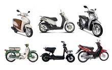 Nhìn loại xe máy con gái hay đi để đọc vị tính cách của họ