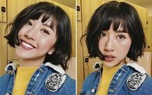 """Quỳnh Anh Shyn bỗng cắt tóc """"tiên nữ cử tạ"""" siêu xinh, xu hướng tóc bob ngắn cũn sắp hot rồi!"""