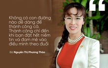 CEO Vietjet Air: Nữ tỷ phú tự thân duy nhất tại Đông Nam Á được vinh danh trong bảng xếp hạng của Forbes