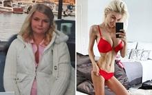 Hành trình giảm cân từ nàng béo thành búp bê Barbie suy dinh dưỡng