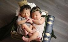 Định mệnh sinh ra là để dành cho nhau của cặp đôi sơ sinh Romeo và Juliet