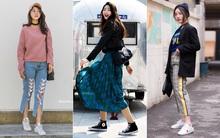 Bạn không biết mặc gì ư? Cùng ngắm street style của giới trẻ thế giới để thấy dạt dào cảm hứng nào!