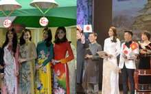 Phạm Hương và Lan Khuê có đang bất hoà khi liên tục tránh mặt nhau trong chuyến công tác Nhật Bản?