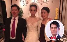 """""""Dở khóc dở cười"""" với lời phát biểu gây """"bão mạng"""" của bố cô dâu hotgirl nói với Quách Phú Thành"""