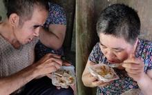 """Mẹ già nuôi 6 người con dại: """"Các con tôi đã được ăn những bữa cơm có cá thịt"""""""