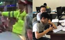 Hà Nội: Phạt 3,2 triệu, tước bằng lái tài xế taxi chạy vào đường ưu tiên