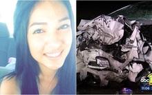 Mẹ tuổi teen sinh con ngay trước khi tử vong trong vụ tai nạn giao thông