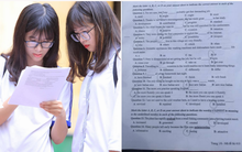 Đề thi môn Tiếng Anh kỳ thi tốt nghiệp THPT quốc gia 2017