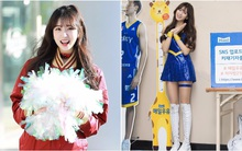 Chân dung cô nàng cheerleader được cư dân mạng Hàn khen xinh hơn cả Seolhyun (AOA)