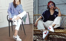 """Nike Cortez, mẫu sneaker lạ lẫm đang """"hot hit"""" ở khắp nơi và chuẩn bị hớp hồn giới trẻ Việt thời gian tới"""
