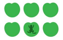 Tìm ra 7 con ếch trong tích tắc, bạn chắc chắn thuộc nhóm những người tay nhanh như não