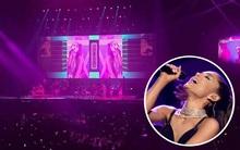 Clip: Ariana hát nốt cao, nhảy cực sung tại Trung Quốc sau khi hủy show ở Việt Nam vì sức khỏe yếu