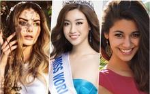 Hé lộ những đối thủ cực xinh đẹp của Hoa hậu Mỹ Linh tại đấu trường nhan sắc Miss World 2017