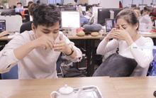 Hướng dẫn bí kíp uống trà sữa như thế nào cho nó sang