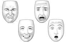 Chọn một mặt nạ bạn thấy hợp với mình nhất để biết được con người nội tâm của mình