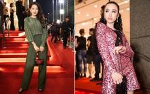 """Angela Phương Trinh & Chi Pu quá đỗi sành điệu, """"công phá"""" thảm đỏ sự kiện ra mắt H&M Việt Nam"""