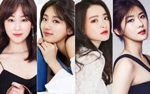 Đặt lên bàn cân 4 nữ thần hot nhất màn ảnh Hàn tháng 9