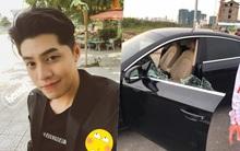 Quản lý đăng ảnh ô tô bị tai nạn, fan lo lắng vì sợ Noo Phước Thịnh gặp sự cố