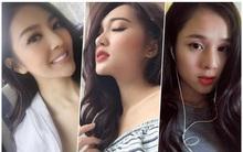 """Nhan sắc đời thường của 10 cô gái đầu tiên lọt vào Bán kết """"Hoa hậu Hoàn vũ Việt Nam 2017"""" như thế nào?"""