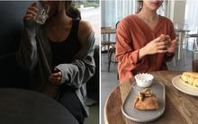 Hiếm khi đăng ảnh lộ mặt nhưng hot girl Hàn Quốc vẫn hút fan ầm ầm