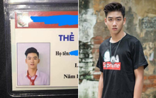 """""""Hot boy ảnh thẻ"""" mới của dân mạng: Lớp 10, cao 1m82 và cực điển trai!"""