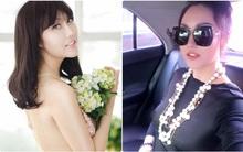 Không mặc nội y, Phi Thanh Vân để lộ nhũ hoa phản cảm