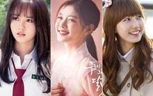 """Khổ thân 5 sao nữ Hàn chưa đủ 18 đã """"phải"""" đóng cảnh yêu đàn anh già hơn cả giáp"""
