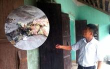 """Hà Nội: Cả nhà đang ngủ thì la hét thất thanh vì bị người lạ ném """"bom"""" xăng đốt nhà"""