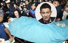 Tài tử Lưu Đức Hoa vỡ xương chậu vì ngã ngựa tại Thái Lan