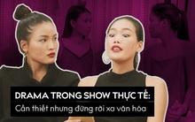 """Ảnh hưởng tiêu cực từ drama của Next Top: Bình thường hóa những hành động """"chợ búa"""" trên sóng Quốc gia!"""