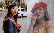 Bạn có nhận ra: Mũ nồi là item đi đâu cũng gặp, hot girl nào cũng diện độ này không?