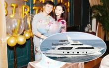Phạm Băng Băng chi gần 25 tỷ mua du thuyền siêu sang để tổ chức đính hôn