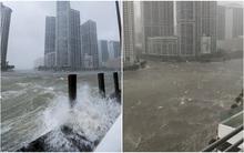 """Khung cảnh như trong phim viễn tưởng tại Mỹ sau khi siêu bão """"quái vật"""" Irma đổ bộ"""