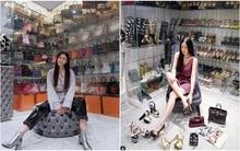 """""""Người phụ nữ sở hữu nhiều túi Hermes nhất thế giới"""" lại gây kinh ngạc trên báo Anh"""