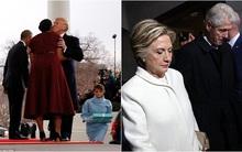 Ngôn ngữ cơ thể nói gì về vợ chồng ông Barack Obama, Donald Trump và bà Hillary Clinton trong lễ nhậm chức Tổng thống Mỹ?