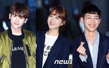 """Park Hyung Sik và Park Bo Young đẹp đôi, cùng dàn sao """"Do Bong Soon"""" rạng rỡ dự tiệc mừng công"""