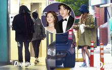 YG chưa kịp xác nhận, Dispatch đã tung loạt ảnh hẹn hò của Lee Sung Kyung và Nam Joo Hyuk