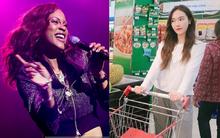 Cùng là diễn tập tại sân khấu Việt Nam: Jessica hoãn tập để đi mua sắm, Shontelle đội mưa hát hết mình