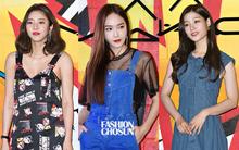Jessica trở lại thời kỳ đỉnh cao nhan sắc, song lại... quá sến so với đàn chị và dàn người đẹp Hàn