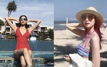 Mới đầu tháng 5, sao Việt đã thi nhau diện bikini khoe thân hình nóng bỏng