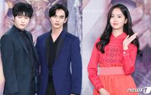 Yoo Seung Ho và L đứng cạnh nhau thôi cũng khiến fan đau đầu, Kim So Hyun mặt tròn vẫn xinh