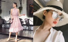Mới 22 tuổi, Khánh Linh (The Face) đã có tủ đồ hiệu chẳng kém các đàn chị showbiz