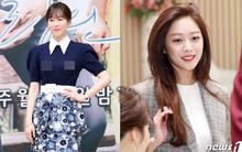 """Mỹ nhân """"Lại là Oh Hae Young"""" lộ hàng ngay trên sân khấu, người đẹp vô danh bỗng hóa nữ thần nổi bật"""