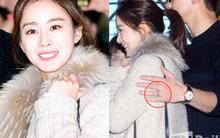 Lộ diện nhẫn cưới của cặp đôi quyền lực Kim Tae Hee và Bi Rain