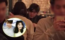 Fan quốc tế bắt gặp Kim Woo Bin và Shin Min Ah hẹn hò giản dị trong nhà hàng