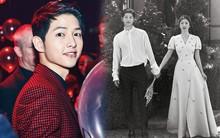Vogue tiết lộ câu chuyện độc quyền: Song Joong Ki bắt đầu muốn cưới Song Hye Kyo từ lúc này đây?