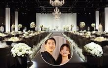 Báo chí Hàn đưa tin rầm rộ địa điểm siêu sang Song Joong Ki và Song Hye Kyo tổ chức đám cưới thế kỷ