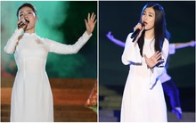 Đông Nhi nồng nàn, Phương Linh nghẹn ngào khi hát về những anh hùng của dân tộc